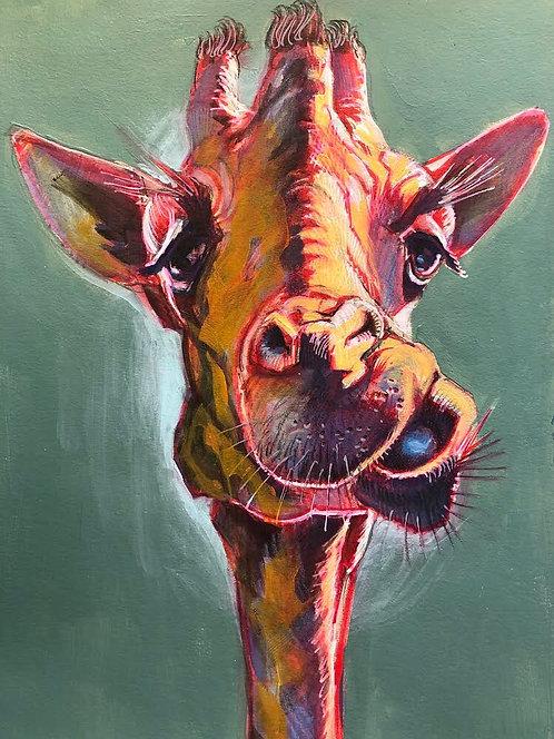 Girafe cool - Original