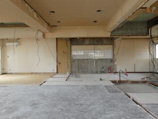 【室内解体工事開始】トーカンマンション大濠公園前1102号/ウェーブコースト5-801号