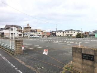 【成約御礼】小倉北区中井5丁目土地