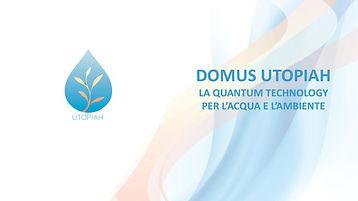 trattamento acqua con Domus