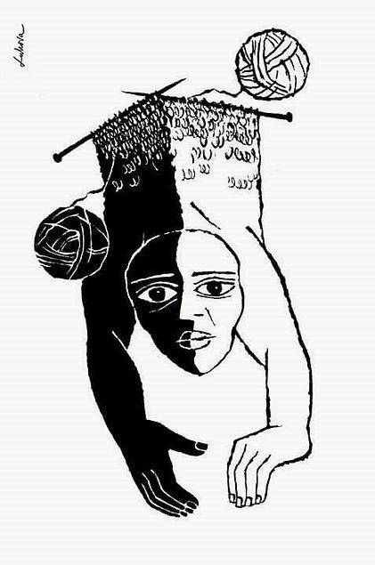 Human Race by Luba Lukova