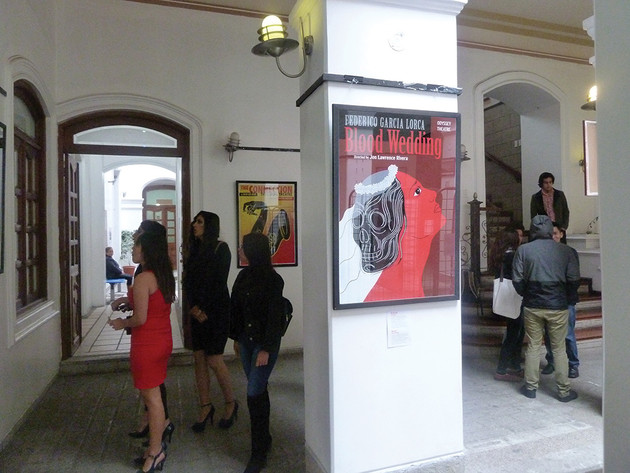 Luba Lukova: Diseño de Justicia, Museum of the City of Riobamba, Ecuador