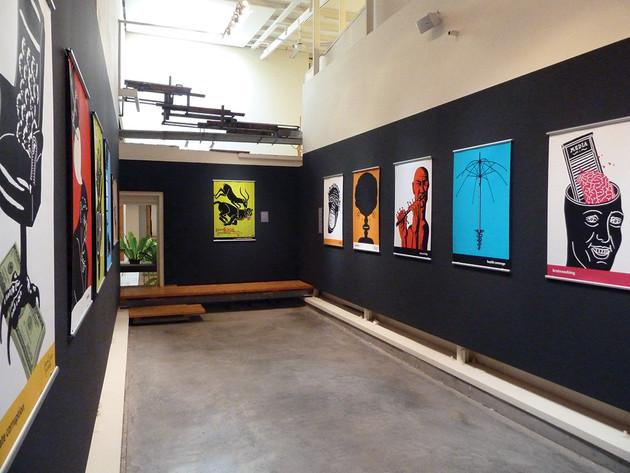 Luba Lukova: Designing Justice at The Thermos Foundation, Taipei, Taiwan