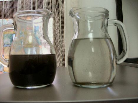 acqua impianto riscaldamento prima e dopo quantum freebioenergy