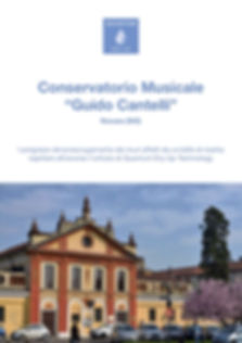 Conservatorio _Guido Cantelli_ Novara co