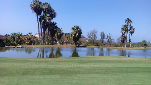 laghetto campo golf con quantum freebioenergy