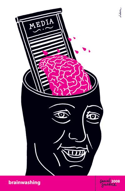 Brainwashing by Luba Lukova.