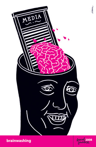 Brainwashing by Luba Lukova