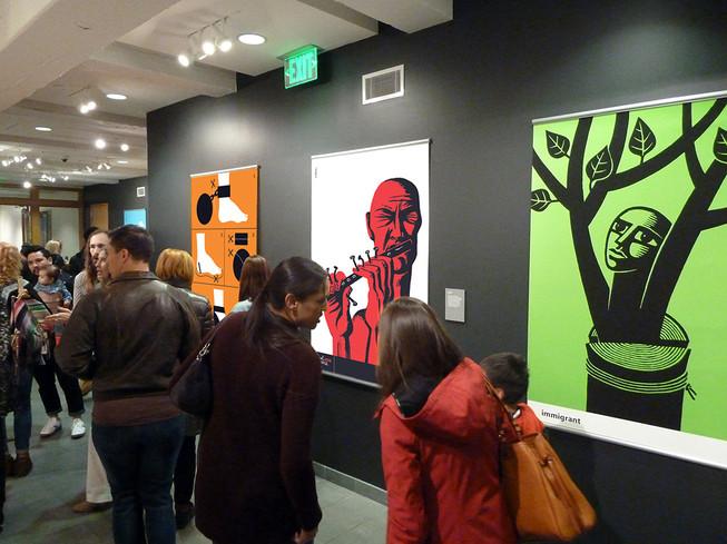 Luba Lukova: Designing Justice at Henry Zarrow Art Center, Tulsa, Oklahoma