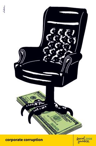 Corporate Corruption by Luba Lukova