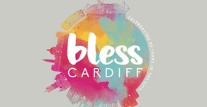 Bless Cardiff Launch!