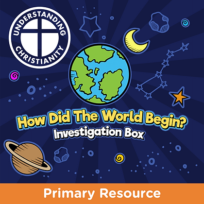 How Did The World Begin? Investigation Box