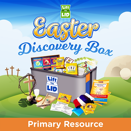 Lift the Lid on Easter