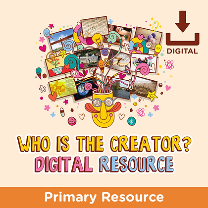 Who is the Creator? Digital Resource