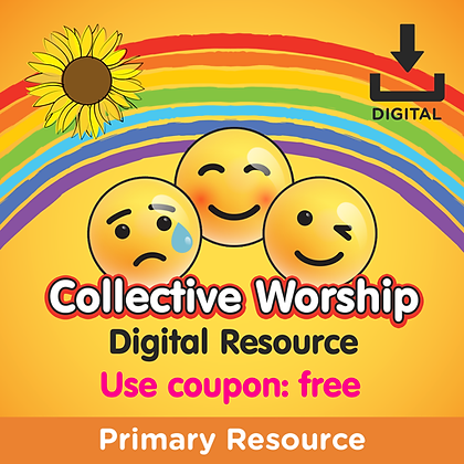 Free Collective Worship Digital Resource