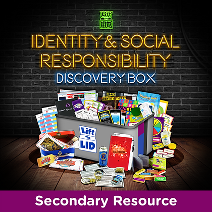 Lift the Lid on Identity & Social Responsibility
