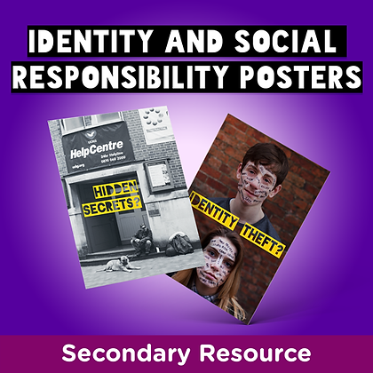 Exploring Identity and Social Responsibility: Discussion Posters
