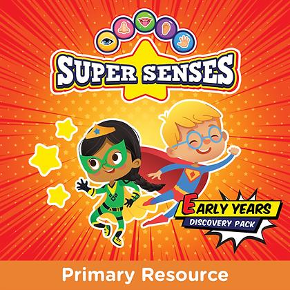 Super Senses Creation Pack