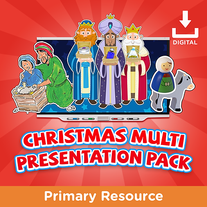 Christmas Presentation Pack