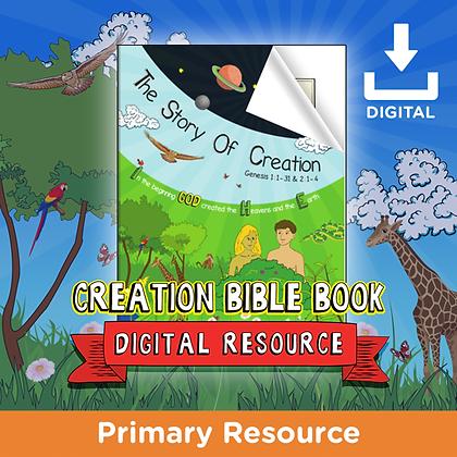 Creation Bible Book Digital Resource