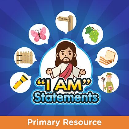 """I AM"" Statements"