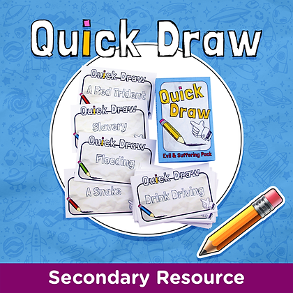 Quick Draw Cards