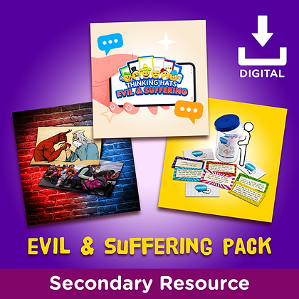 Evil & Suffering Pack