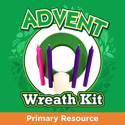 Advent Wreath Kit