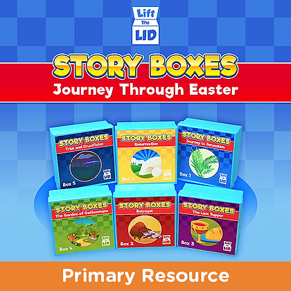 Easter Story Boxes