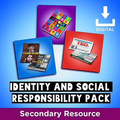 Identity & Social Responsibility Pack