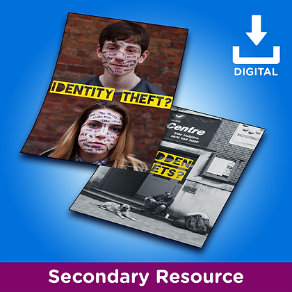 Identity and Social Responsibility Discussion Images Digital Resource