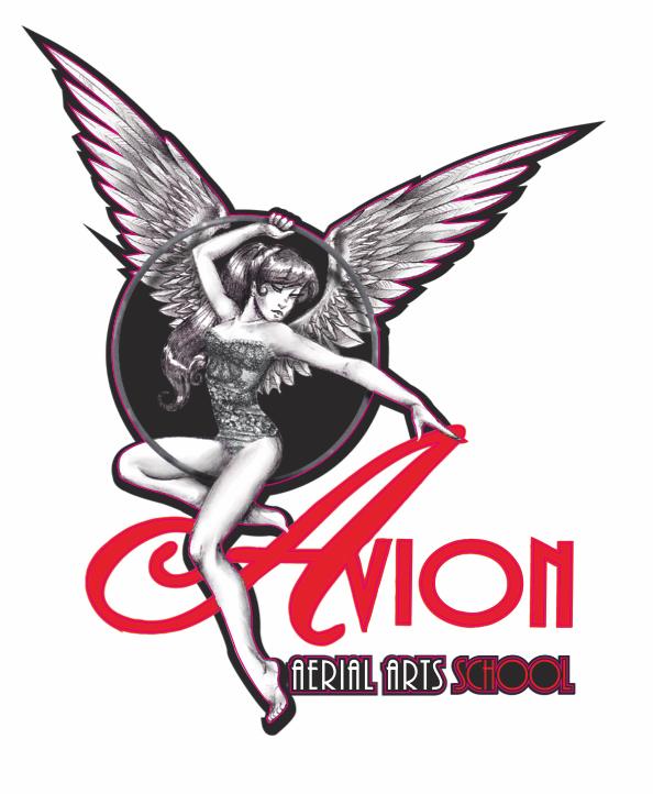 Avion aerial arts logo