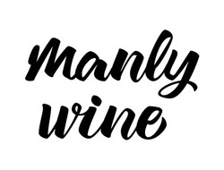 Manly Wine