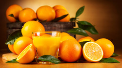 Citrus_Orange_fruit_Juice_Highball_glass
