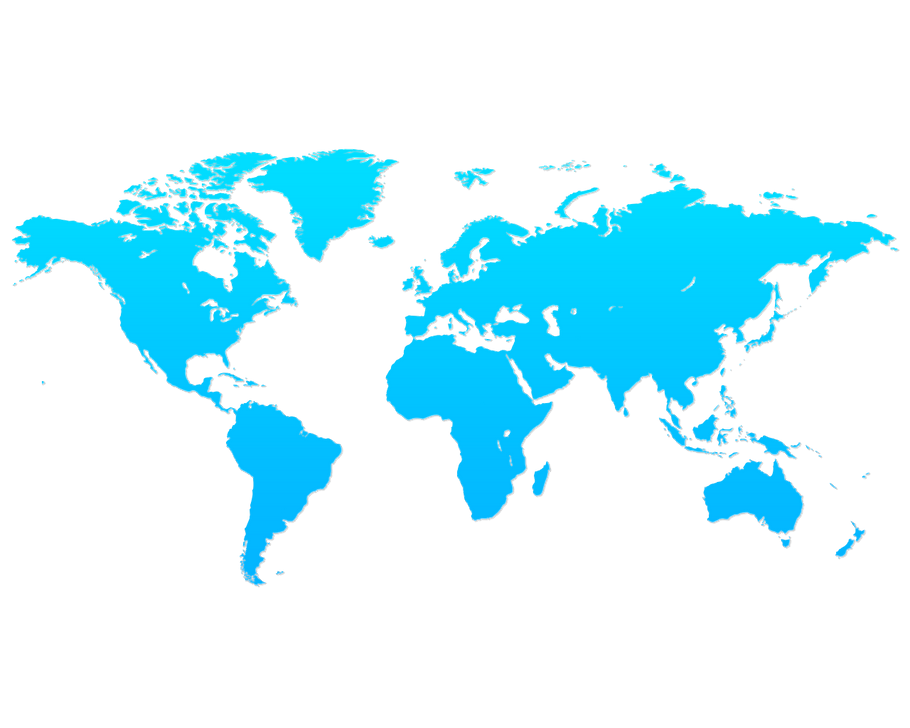 Vector Shape World Map.png