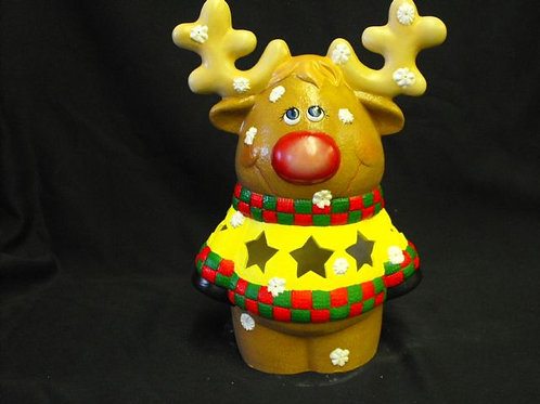 Rudolph in a Sweater