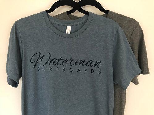 Waterman Surfboard T shirt