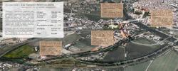 Projet urbain - Aménagement du site