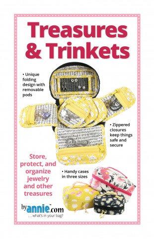 TREASURES & TRINKETS By Annie Pattern