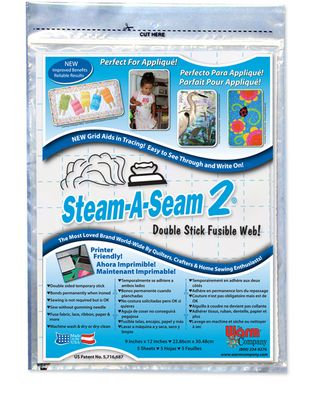 Steam a Seam 2 - 8 1/2 x 11 sheets - 5 pack