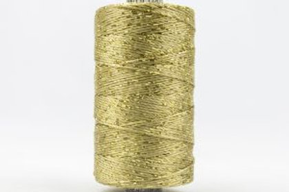 WONDERFIL DAZZLE 8wt Rayon with Metallic Thread GOLD