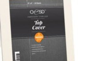 """OESD TOP COVER PERM TOPING 8""""x 9"""" SHEETS"""