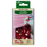 Wonder Clips Red 50 ct Package
