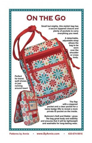 ON THE GO By Annie Pattern