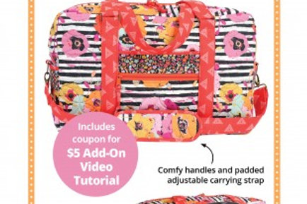 ROUNDTRIP DUFFLE By Annie Pattern