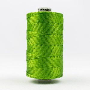 WONDERFIL RAZZLE 8wt Rayon Thread FOLIAGE GREEN