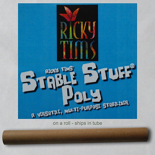 Ricky Tims Stable Stuff Poly 28in x 3yds