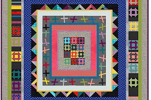 Crossroads Quilt Kit