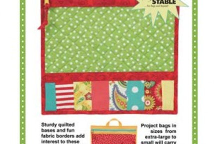 PROJECT BAGS By Annie Pattern