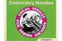 OESD Organ Sharps 80/12 Embroidery needle